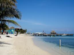 Belize Ambergris Beach