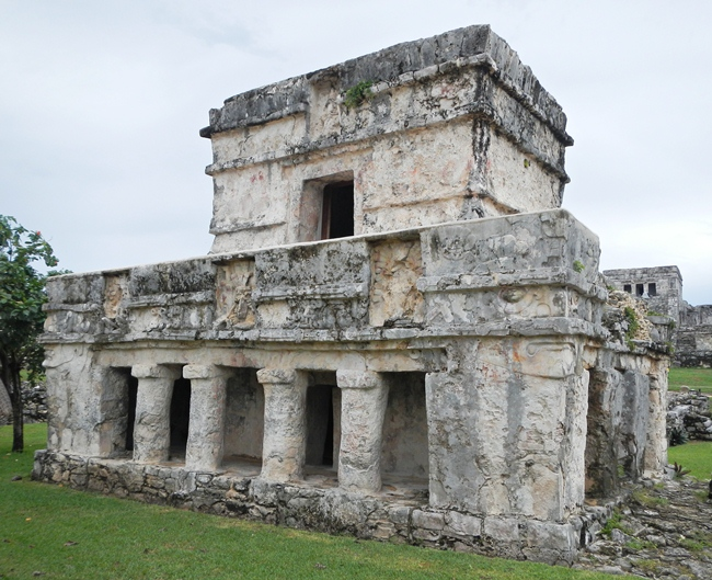 Cancun Tulum Temple