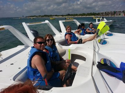 Cancun Jetboat