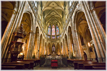 Eastern Europe st vitus cathedral 2