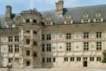 France Chateau de Blois