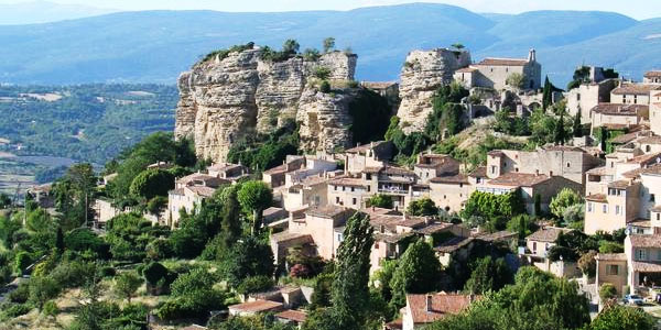 France the luberon provence france
