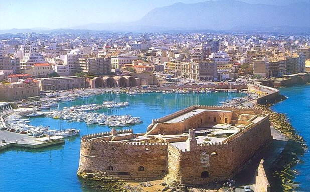 Greece Heraklion
