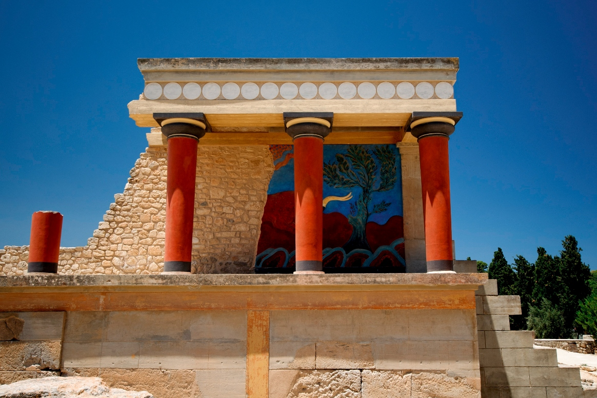Greece Knossos