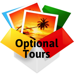 optoional tour icon