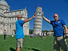 Italy Leaning Tower of Pisa