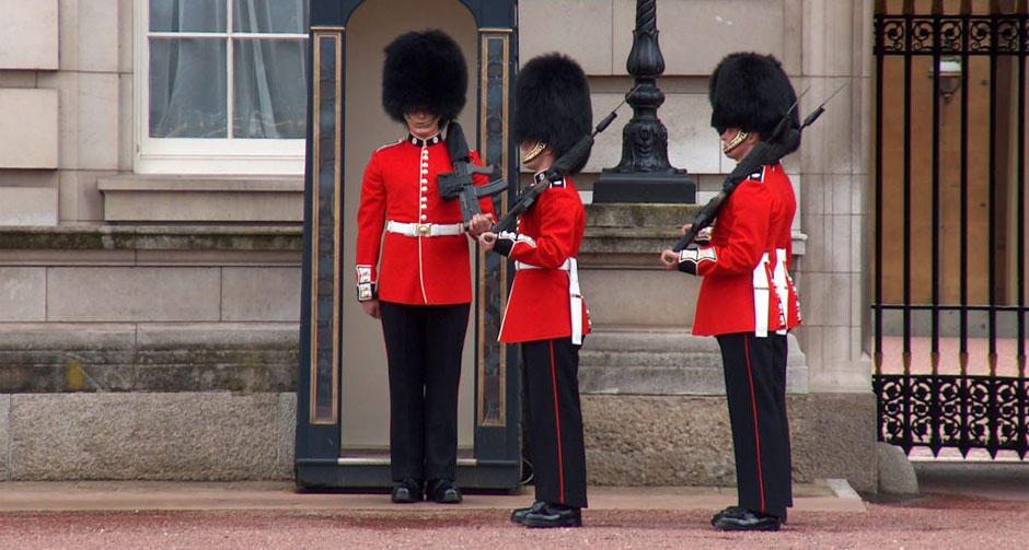 LPA London Palace Guards