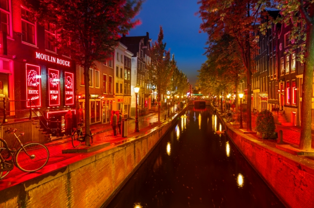 LPA Red Light District Amsterdam
