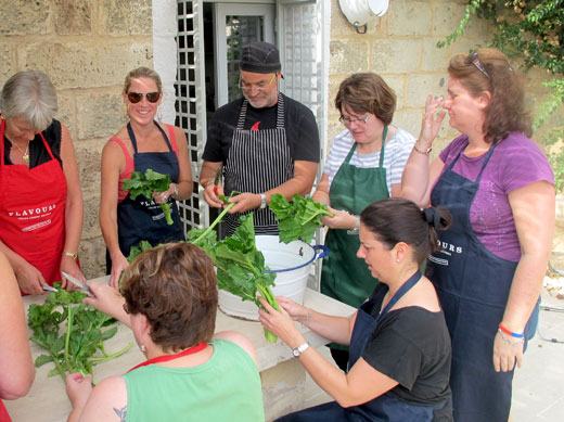 Cooking Vacations in Puglia