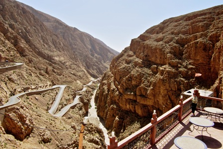 Morocco Todra Gorge