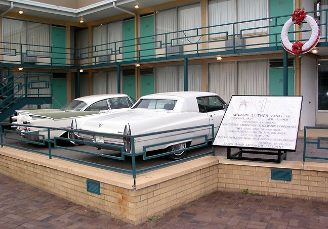 Lorraine Motel Civil Rights Museum