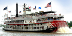 New Orleans Steamboat Natchez