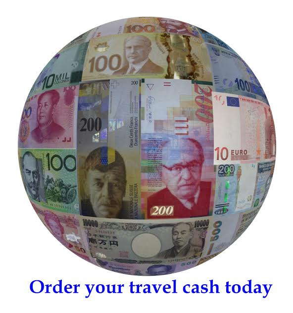 Order Currency Here