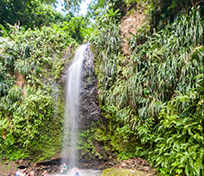 Toraille Waterfall