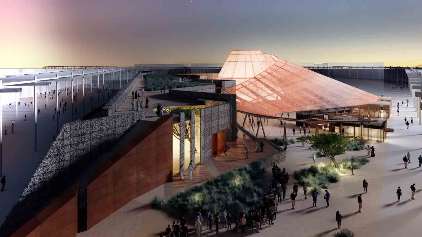 expo2020 pavilion opportunity
