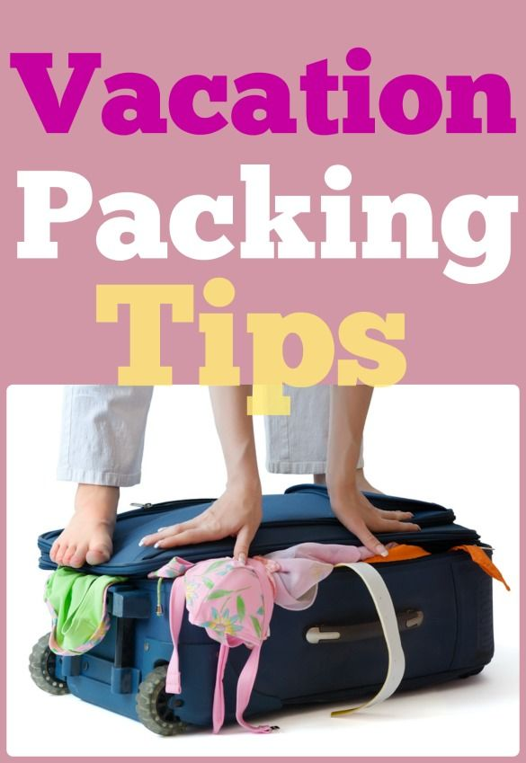 Packing tips for your singles vacation