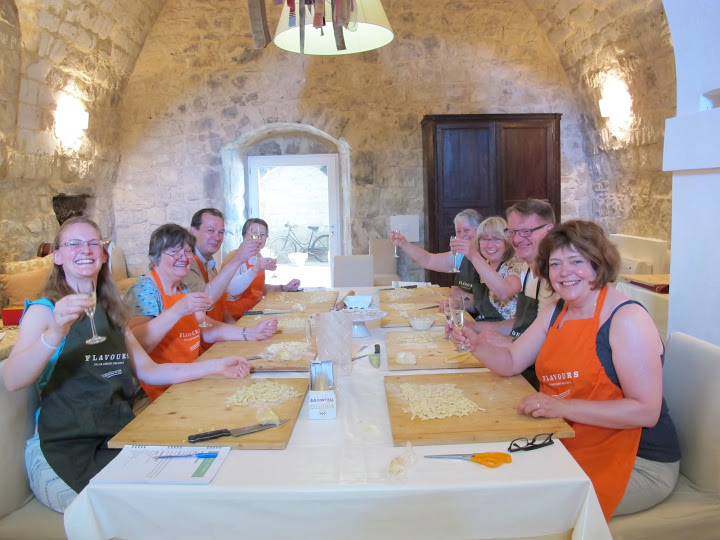 Cooking in Sicily vacations