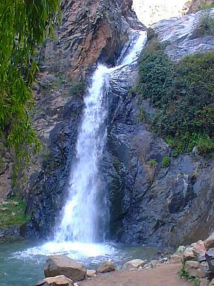 Setti Fatma Waterfall