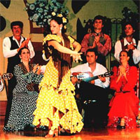 Spain Seville Flamenco